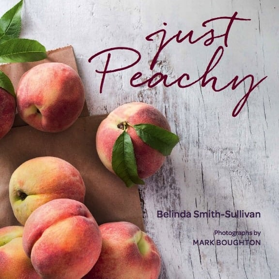 Just Peach cookbook