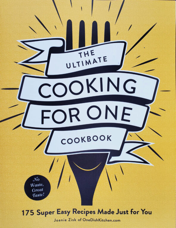 The Ulitmate Cooking For One Cookbook