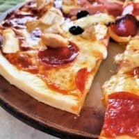 Crispy Pizza Base