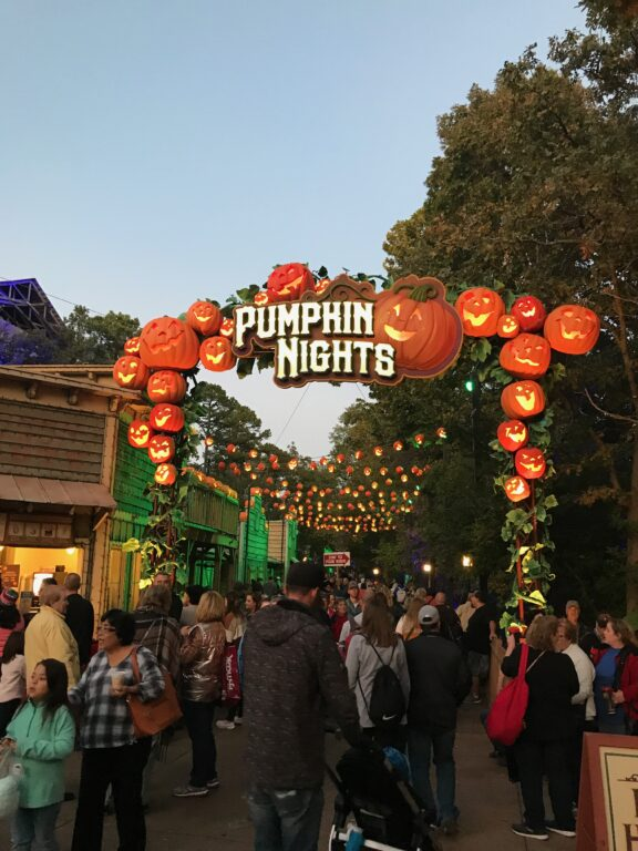 Pumpkin Nights at Silver Dollar City