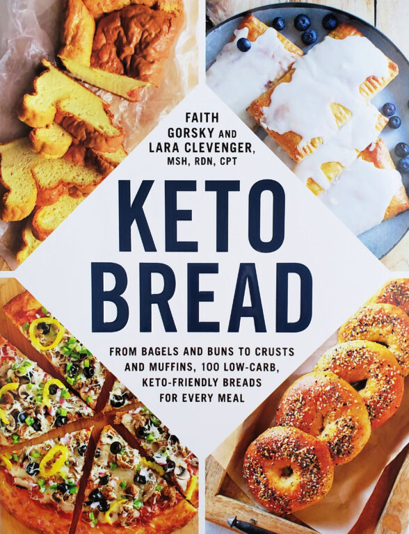 Keto Bread book