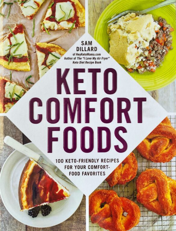 Keto Comfort Foods cookbook