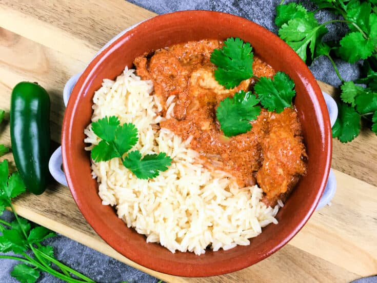 Chicken Tiki Masala In The Instant Pot