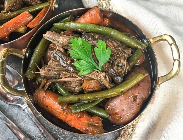 traditional pot roast