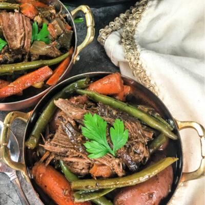 Pot Roast In The Instant Pot