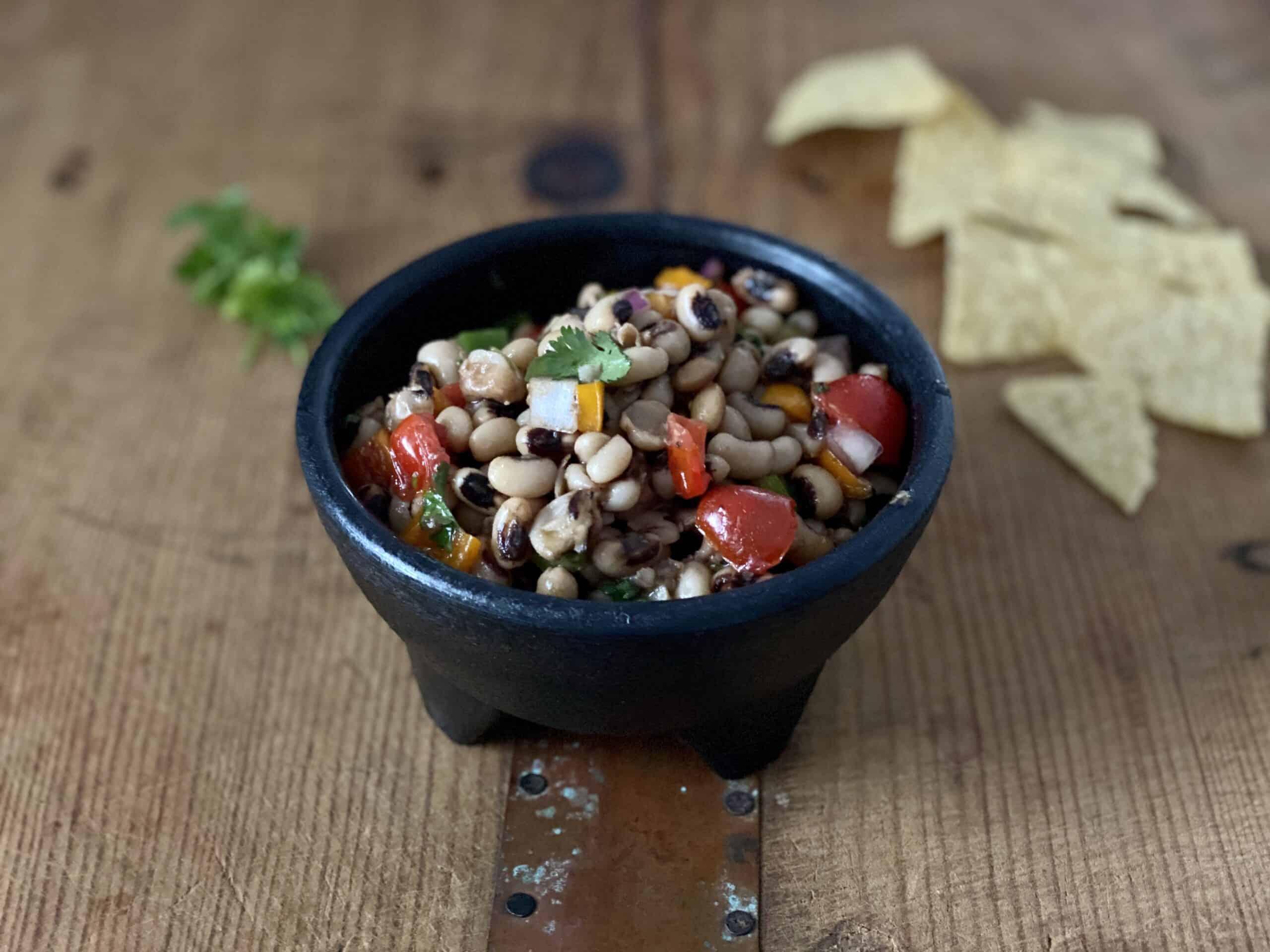 Black-eyed Pea Caviar
