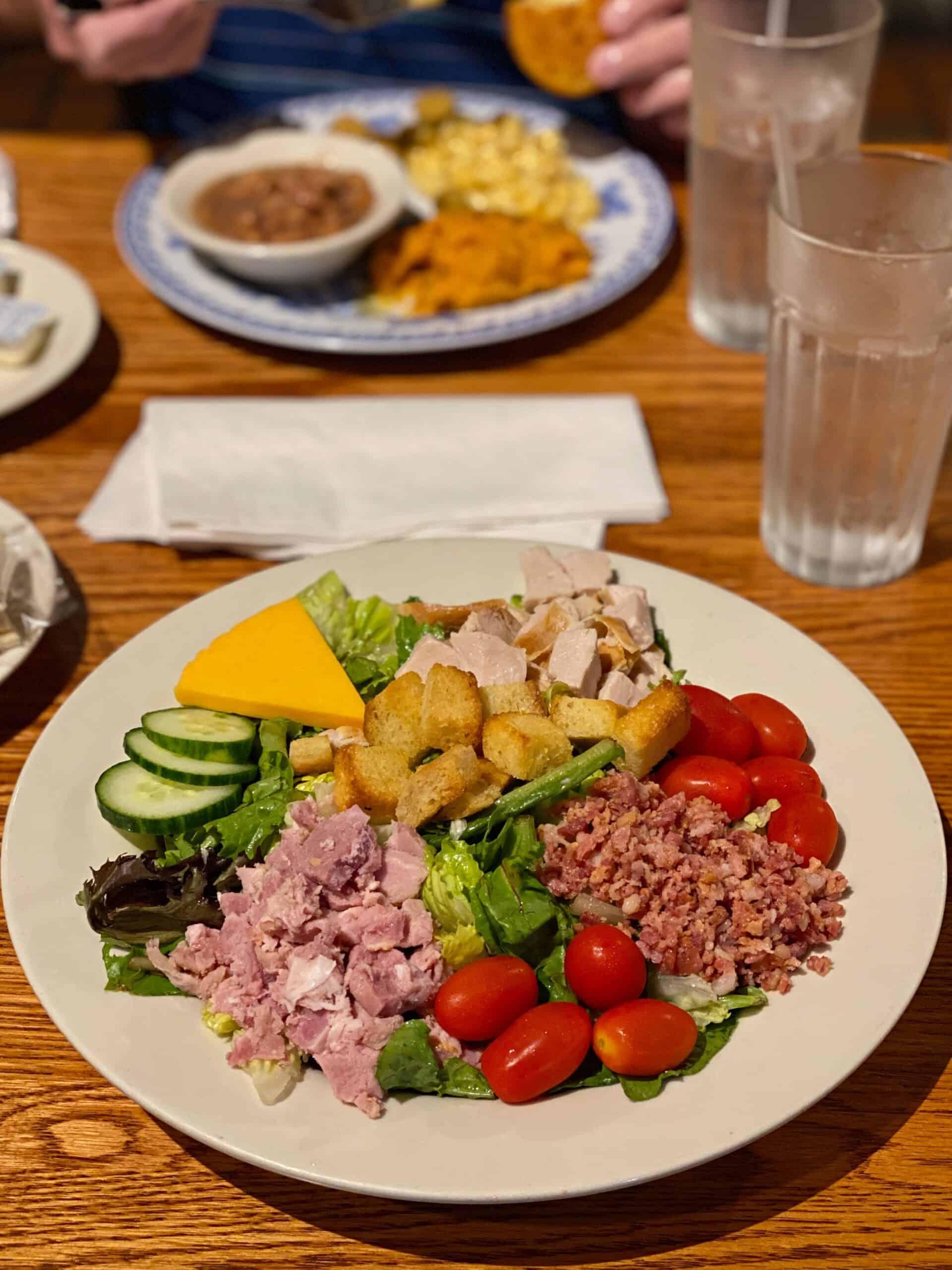 Cracker Barrel Country Chef Salad
