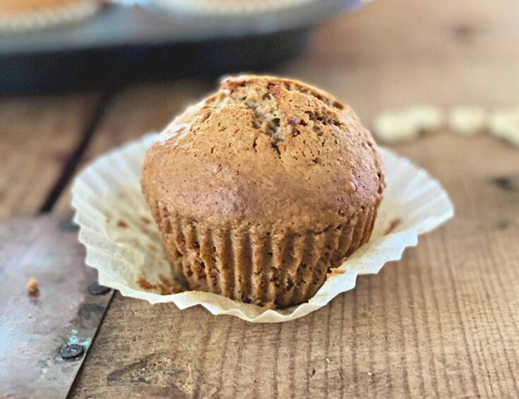 Honey Nut Muffins