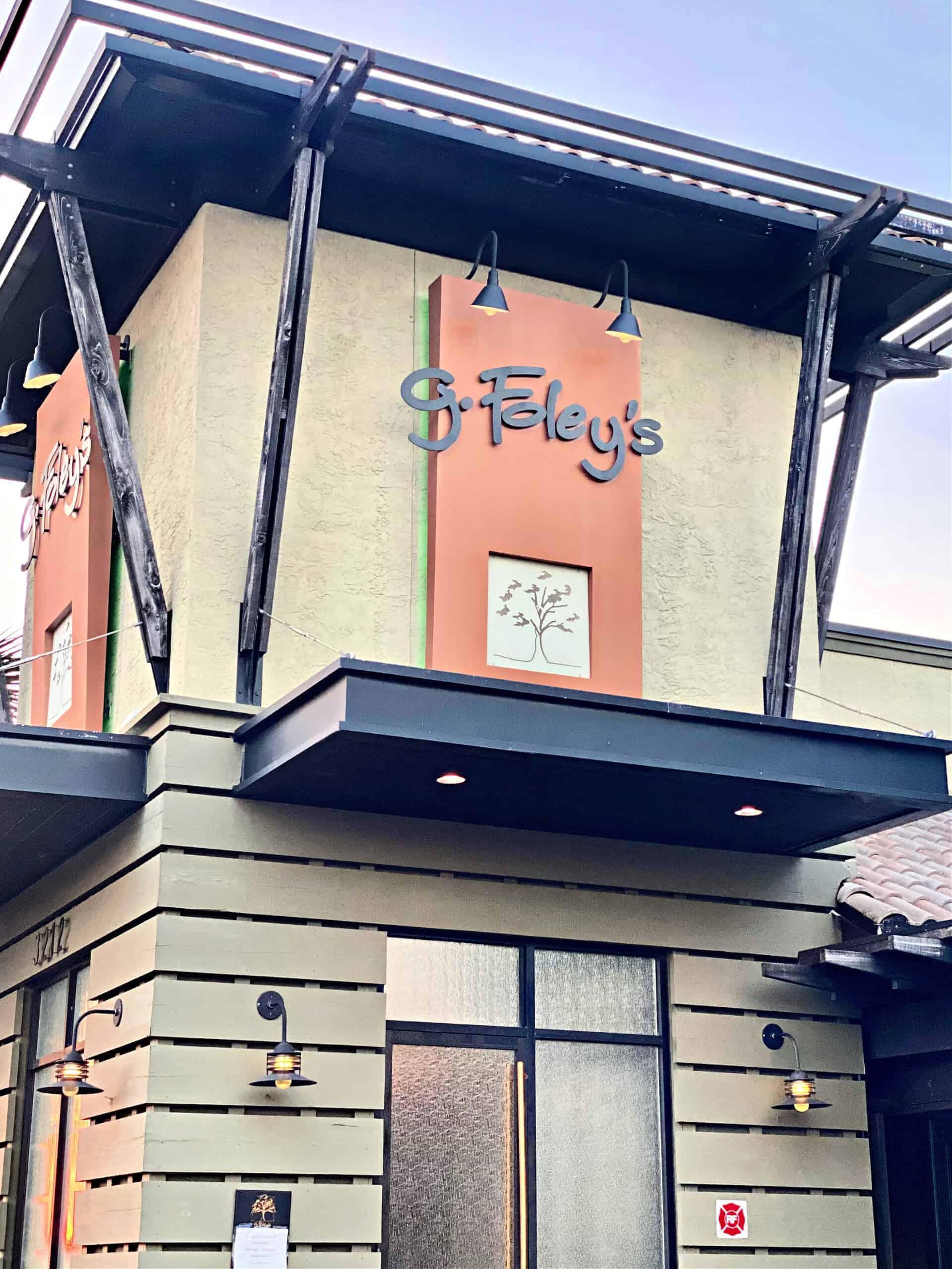 g. Foley's sign