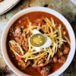 chili that tastes like Wendy's