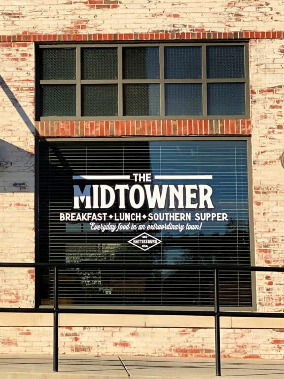 The Midtowner in Hattiesburg