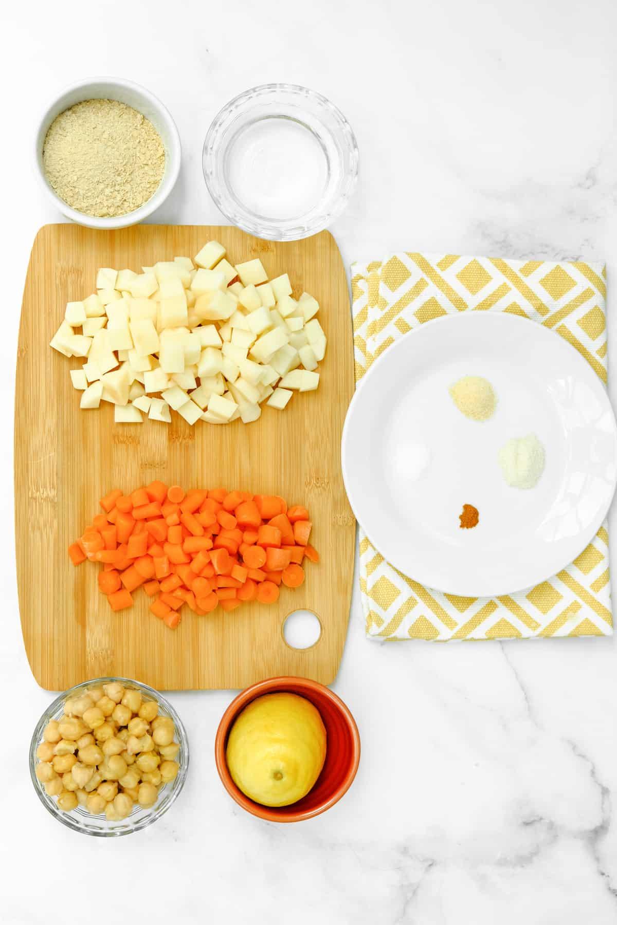 vegan cheese ingredients