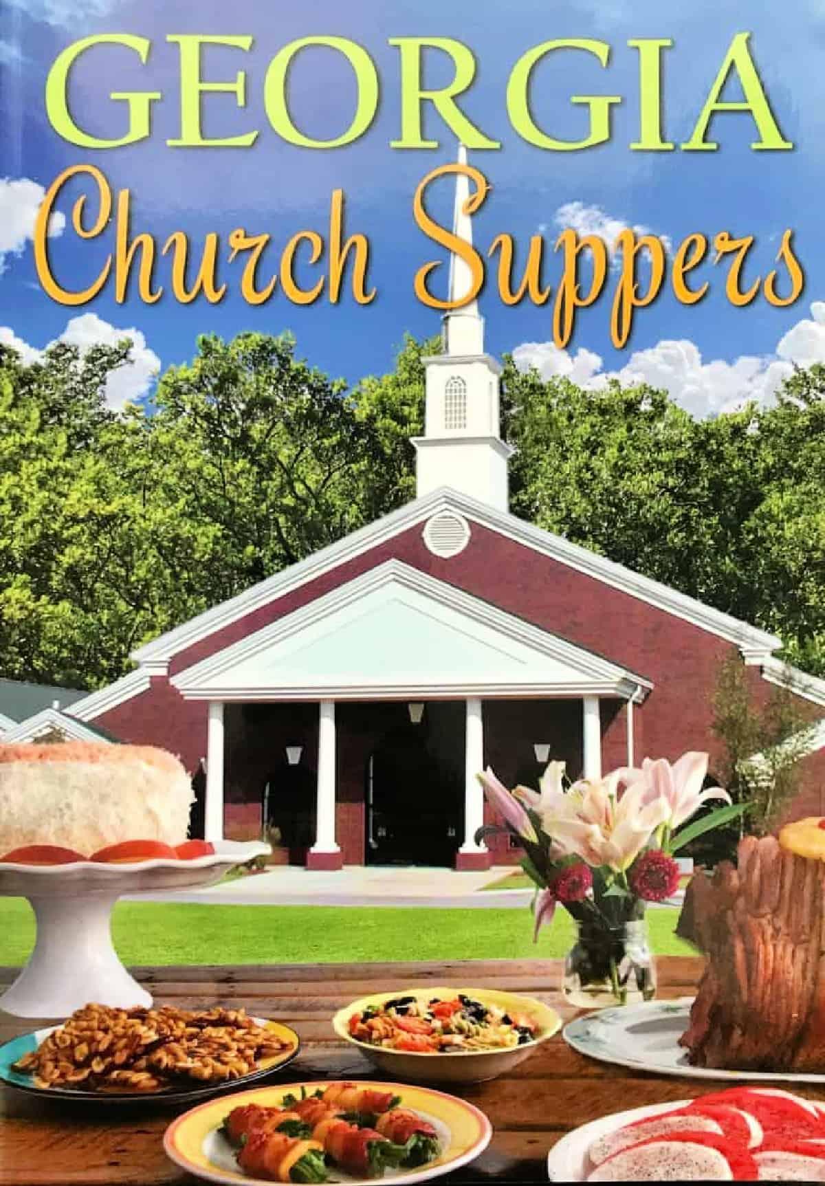 Georgia Church Suppers Cookbook
