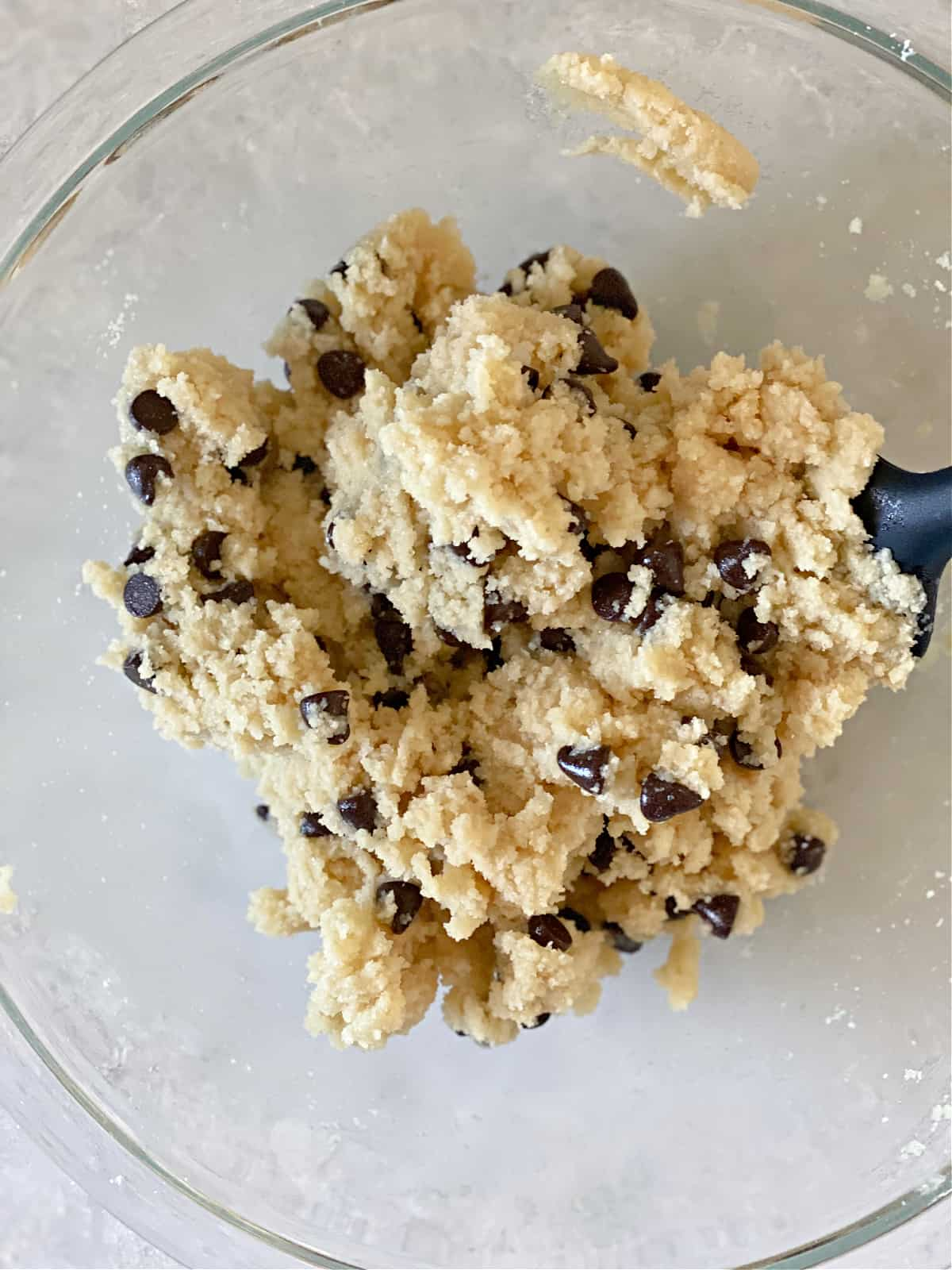 almond flour cookie dough