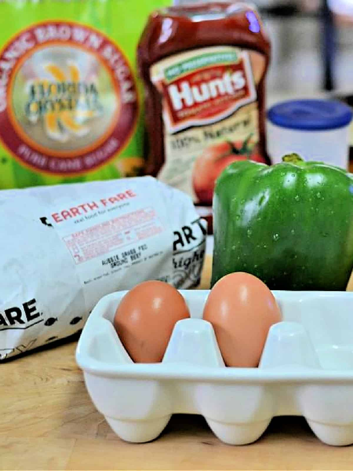 ingredients needed to make meatloaf