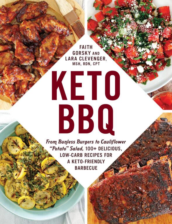 Keto BBQ cookbook cover
