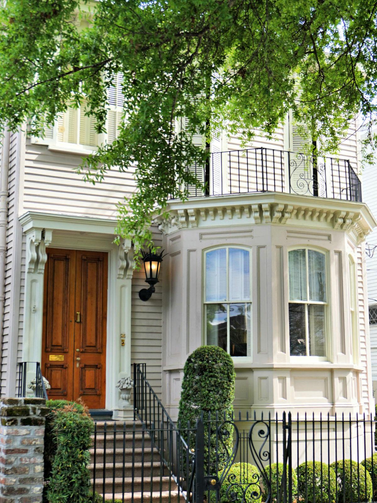 Charming house in Charleston.